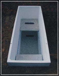 Grafkelder 2 diep (voor 2 personen)