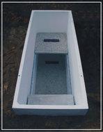 Grafkelder 3 diep (voor 3 personen)
